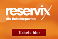 Banner Reservix Tickets bestellen