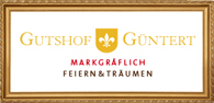 Banner Gutshof Gntert