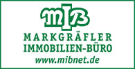 Banner Markgrfler Immobilien-Bro